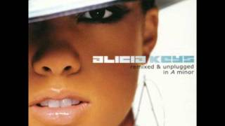 Alicia Keys - Butterflyz - John Miszt Liquid Remix (Free Download)