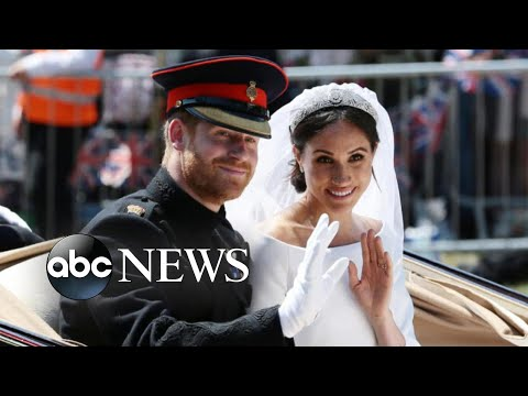 Prince Harry and Meghan Markle welcome baby boy