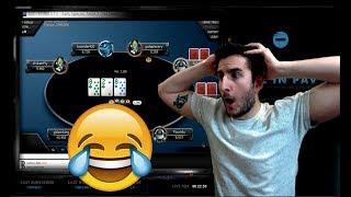 My FUNNIEST Poker Moments of 2017!!!  😂 😂😂
