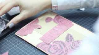 Как сделать открытку своими руками(Для многих открытка - это банальность. Но только не для мастеров арт-бутика Азур! Они показали нам, что это..., 2013-02-14T08:50:20.000Z)