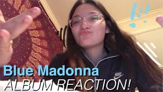 BLUE MADONNA BY BØRNS ALBUM REACTION!