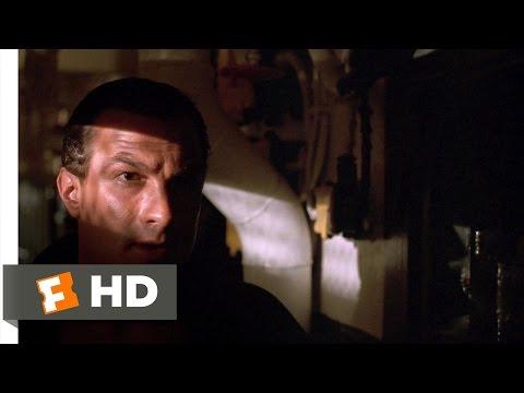 Under Siege (4/9) Movie CLIP - Morse Code (1992) HD