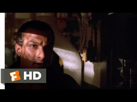 Random Movie Pick - Under Siege (4/9) Movie CLIP - Morse Code (1992) HD YouTube Trailer
