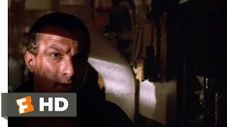 Under Siege (4/9) Movie CLIP - Morse Code (1992) HD
