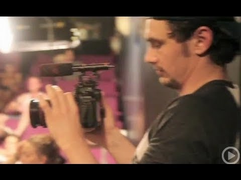 James franco travis mathews 39 interior leather bar youtube for Interior leather bar