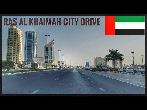 RAS AL KHAIMAH CITY DRIVE 🇦🇪OCTOBER 2020🇦🇪
