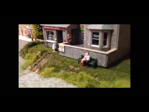 Dan's Model Railway Update 26 – Building The Village – Part 1