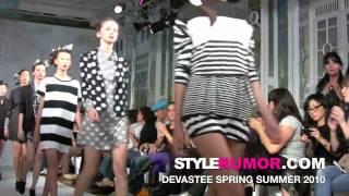 Devastee Spring Summer 2010 Fashion Show Stylerumor.com