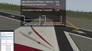 X Plane 11 VR Oculus ASW
