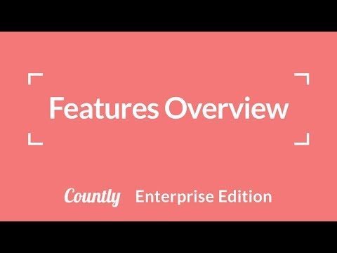 Countly Enterprise Edition - feature overview