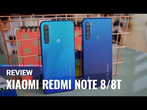 Xiaomi Redmi Note 8/8T review