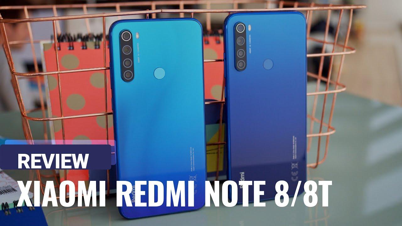 Xiaomi Redmi Note 8 8t Review Youtube