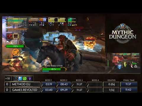 WoW MDI BlizzCon Championship Part 1