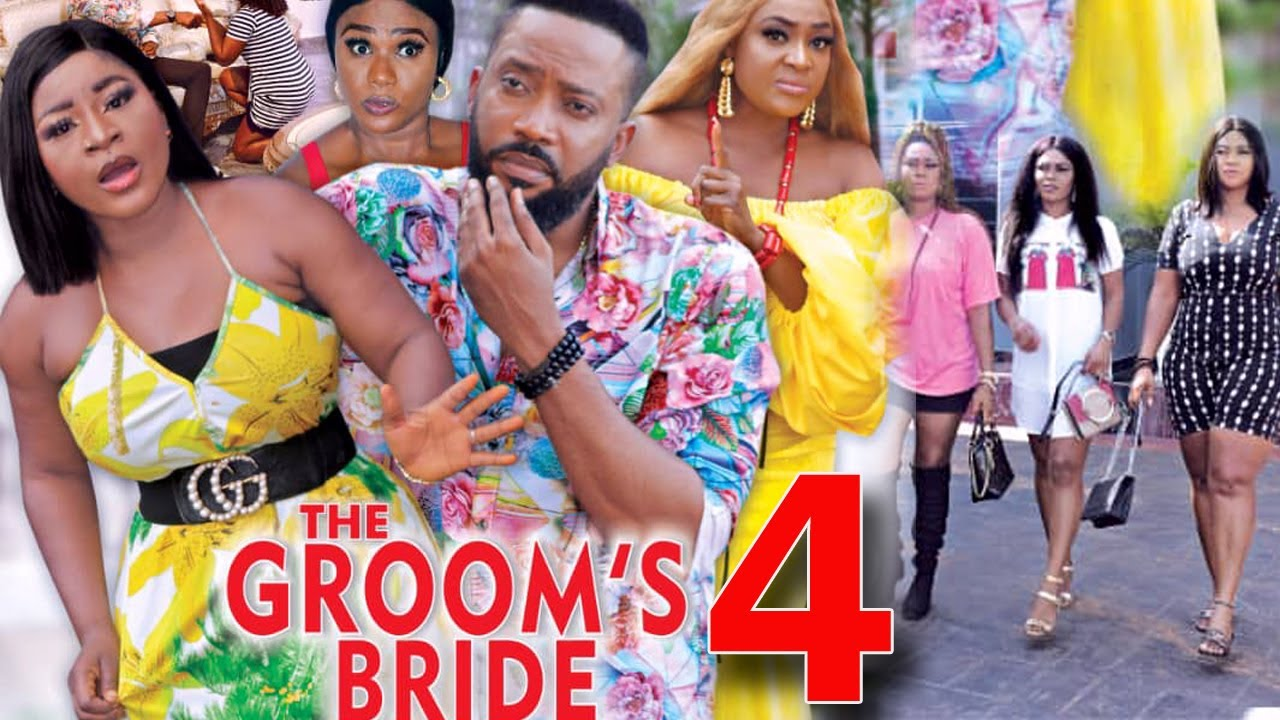 Download THE GROOMS BRIDE SEASON 4 - Fredrick Leonard New Movie 2021 Latest Nigerian Nollywood Movie
