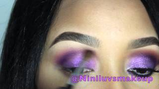 SUGAR PLUM FAIRY EYES: NINILUSMAKEUP Thumbnail