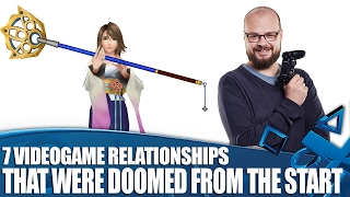 7 Videogame Relationships That Were Doomed From The Start