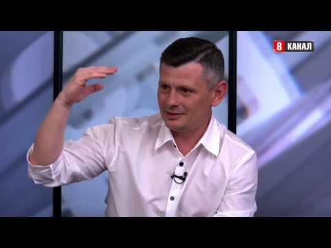 Олександр Антонюк – політичний експерт Eфір зi Cтудiя 8G 27.05.2019