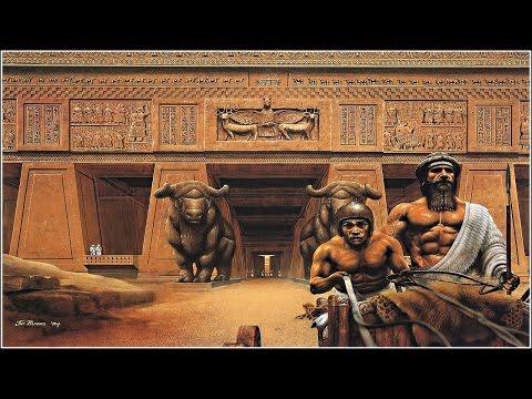 Das Phantom von Uruk - Fahndung nach Koenig Gilgamesch - Terra X Doku