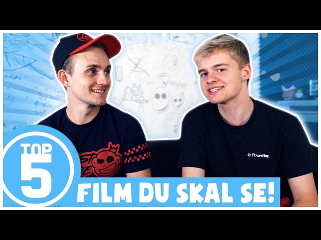TOP 5: Film du IKKE må gå glip af! Jax & Eiqu