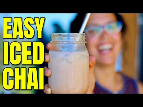 Chai Spice Mix Recipe / How to Make Iced Chai