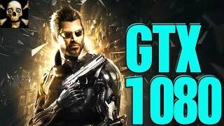 Deus Ex Mankind Divided Benchmark Gtx 1080 Ultra!! Predator X34
