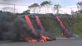 volcan activo en hawaii
