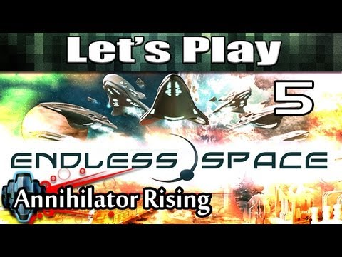 Endless Space Annihilator Rising -5 (Space Strategy Games)