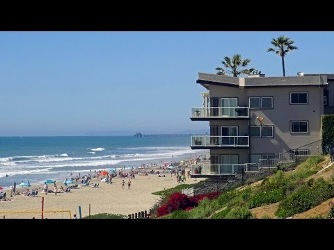 Top Beaches  in San Diego County 4K