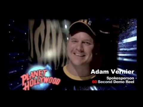 Adam Vernier Spokesperson 60 Second Demo Reel