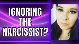 How Do Narcissists REACT When IGNORED!?!