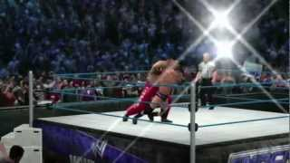 The Great Khali hits his finisher in WWE