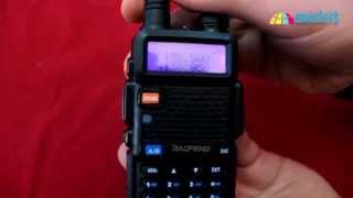 Рації це просто - Baofeng UV-5R урок 2: огляд способів установки частоти, пару рацій