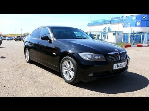 2008 BMW 325i (E90). Start Up, Engine, and In Depth Tour.