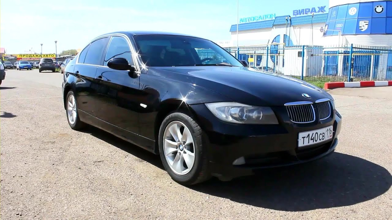 2008 Bmw 325i E90 Start Up Engine And In Depth Tour
