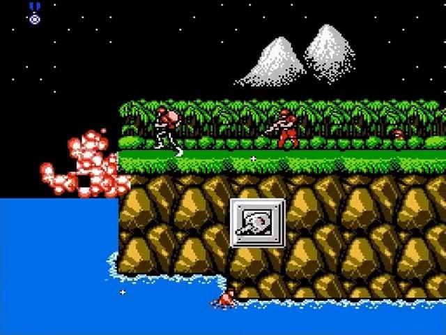 Jouez à Contra / Probotector sur Nintendo NES grâce à nos Bartops Arcade et Consoles Retrogaming