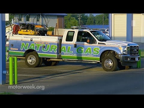 Natural Gas Vehicles Make a Difference in Tennessee