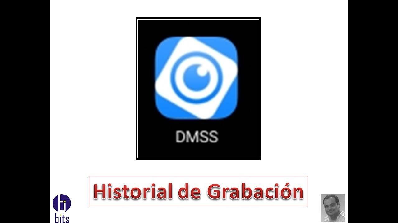 DMSS Historial de Grabación