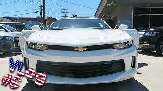 NOTRE VOITURE de LUXE !! - Vlog LOS ANGELES #6