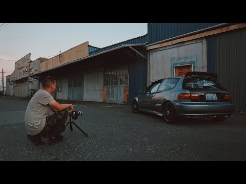 The Chronicles Vlog 2017 #8 (Part 3): Shooting Cars In Washington For A Weekend...