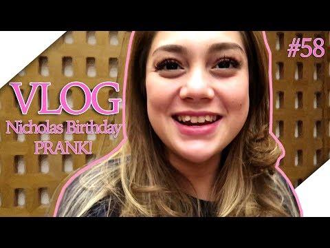 Vlog Lucio Ngacak2 Mall & Nicholas kena Prank! #58