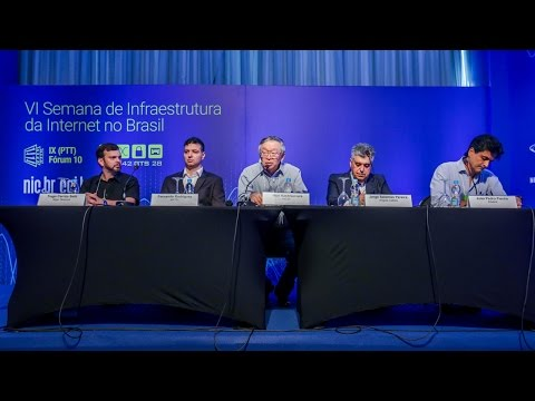 IX (PTT) Fórum 10: Cabos Submarinos e integração com a IX br