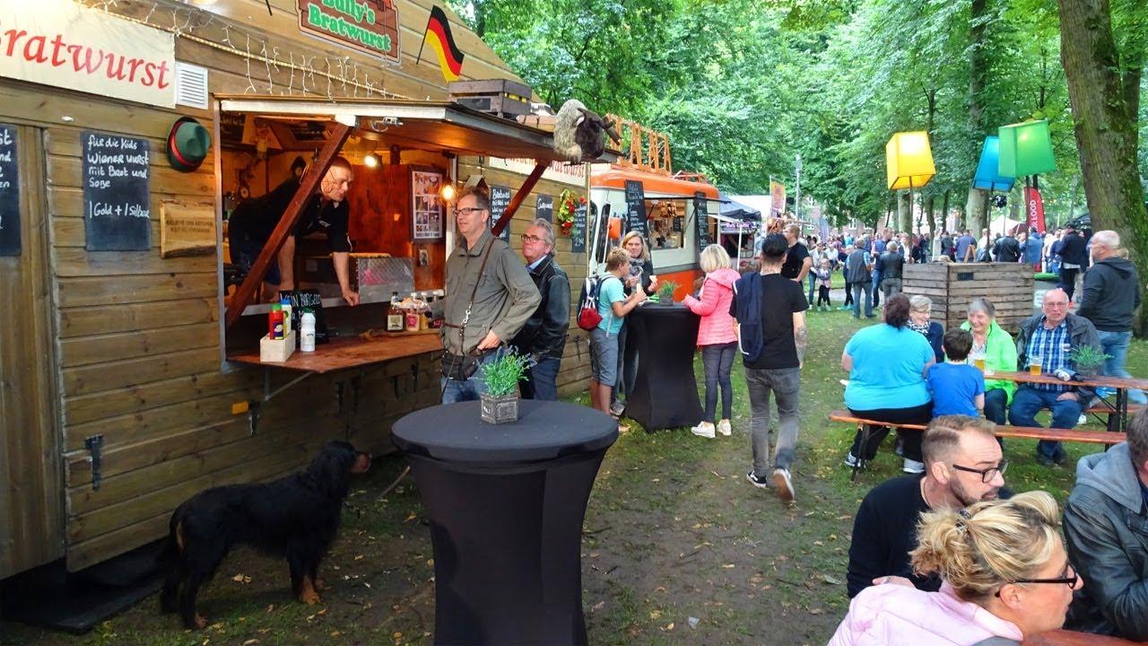 lust food truck festival 2017 bocholt gourmetmeile der k stlichkeiten youtube. Black Bedroom Furniture Sets. Home Design Ideas
