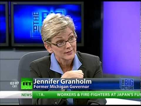 Thom Hartmann: Former Gov. Jennifer Granholm - Will Japan spark a clean energy revolution?