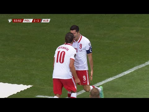 Poland Albania Goals And Highlights