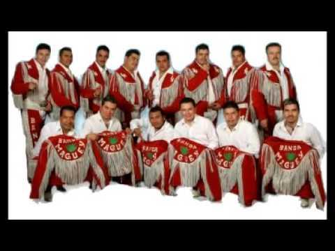Popurrí   Cumbias Banda Machos & Maguey Vol 1