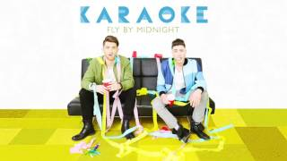KARAOKE | Fly By Midnight (Official Audio)