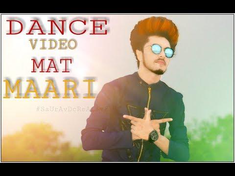 Mat Maari-Kunal Gajawala & Sunidhi Chauhan Dance By//Saurav D Creative
