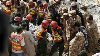 باكستان: 14 قتيلاً بينهم وزير داخلية إقليم البنجاب في هجوم انتحاري ثنائي      16-8-2015