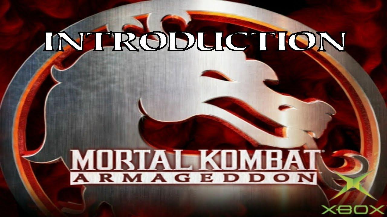 DESCARGAR MORTAL KOMBAT ARMAGEDDON RETROCOMPATIBLE CON