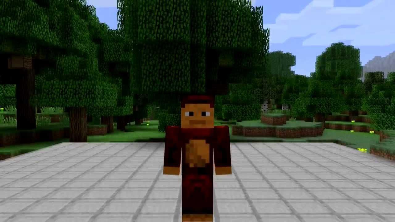 Monkey Minecraft Skin Spotlight